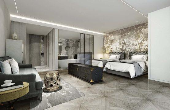 Wanda Vista Istanbul, 2 Bedroom Feng