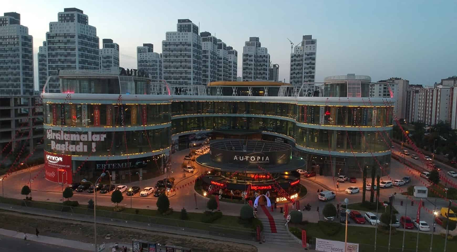 Autopia, Commercial C, Istanbul - Ud Turkey