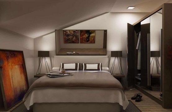 Q Studio, 1 Bedroom A