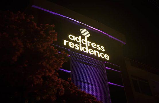 Address Residence