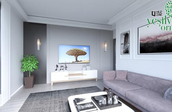 Yesilvadi, 3 bedroom