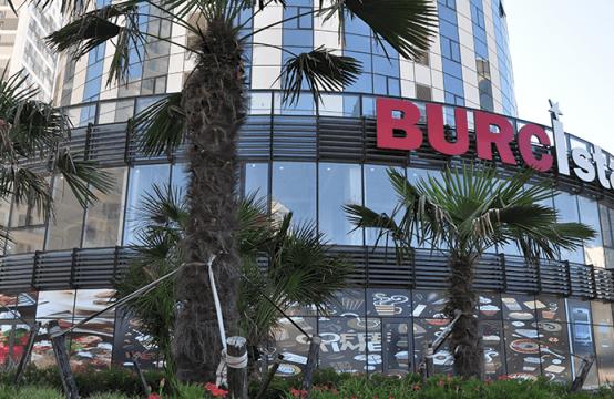 Burc Istanbul, Commercial Duplex