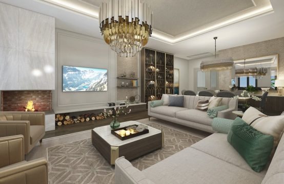 Park Mavera Lounge, 3 Bedroom Duplex