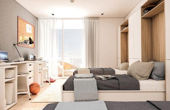 Univa Sakarya, 1 Bedroom